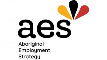Aboriginal Employment Strategy's logo