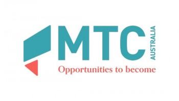 MTC Australia's logo