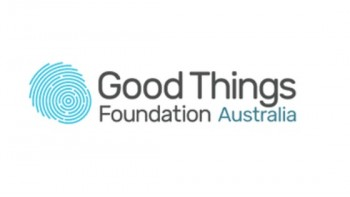 Good Things Foundation's logo