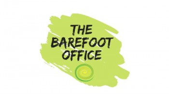 The Barefoot Office's logo
