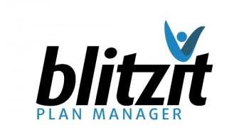 Blitzit Plan Manager's logo