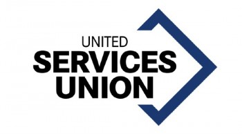 United Services Union's logo