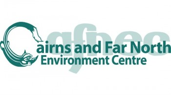 Cairns and Far North Environment Centre's logo