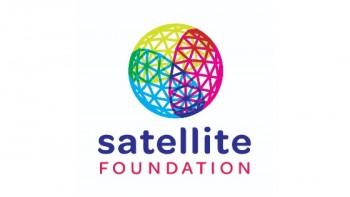 Satellite Foundation's logo