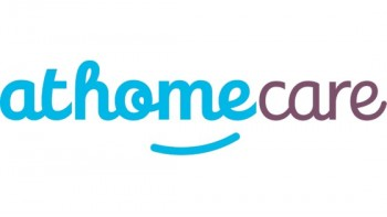 At Home Care's logo