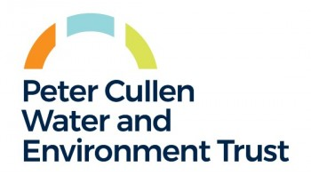 The Peter Cullen Water and Environment Trust's logo