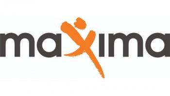 Maxima's logo