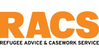 Refugee Advice and Casework Service's logo