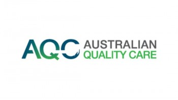 Australian Quality Care's logo