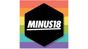 Minus18's logo