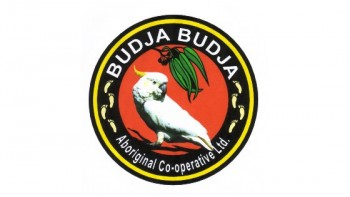 Budja Budja's logo
