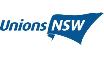 Unions NSW's logo