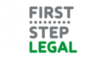First Step Legal's logo