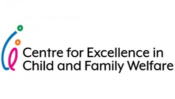 Centre for Excellence in Child and Family Welfare's logo