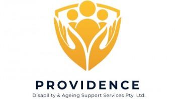 Providence's logo