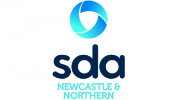 SDA Newcastle & Northern's logo