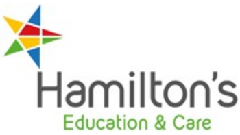 Hamilton's Education and Care Agency 's logo