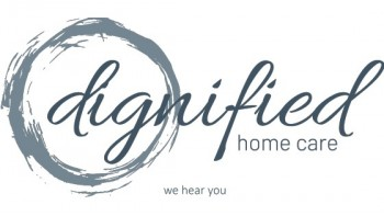 Dignified Home Care's logo