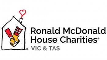 Ronald McDonald House Charities Victoria & Tasmania's logo
