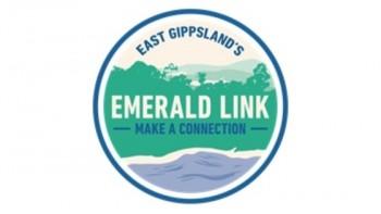 Emerald Link's logo