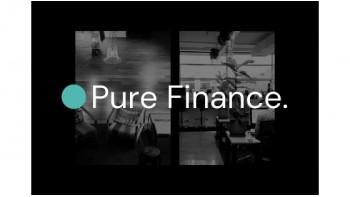 Pure Finance's logo