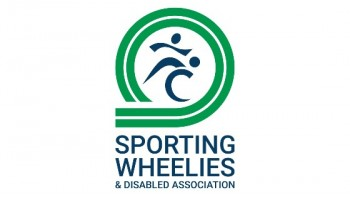 Sporting Wheelies and Disabled Association's logo