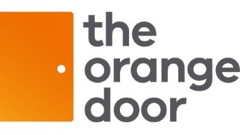 The Orange Door's logo