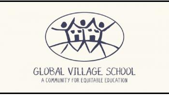 Global Village School's logo