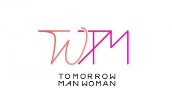 Tomorrow Man & Tomorrow Woman's logo