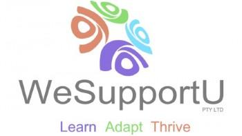 WeSupportU's logo