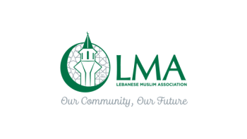 Lebanese Muslim Association's logo