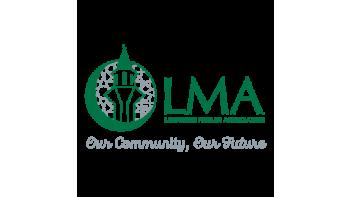 Lebanese Muslim Association's logo