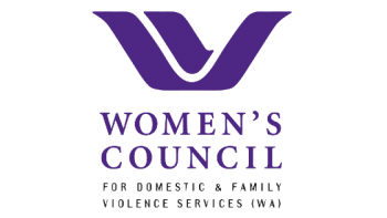 Women's Council for Domestic and Family Violence Services's logo
