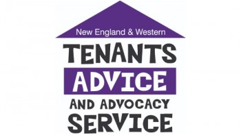 New England and Western Tenants Advice and Advocacy Service's logo