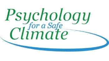 Psychology for a Safe Climate 's logo