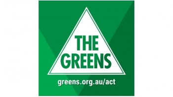 ACT Greens MLAs's logo