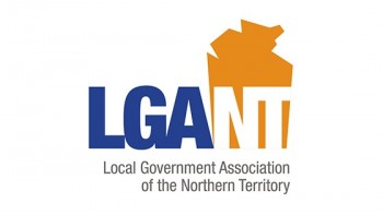 Local Government Association of the NT's logo