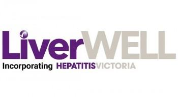 LiverWELL Incorporating Hepatitis Victoria's logo