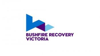 Bushfire Recovery Victoria 's logo