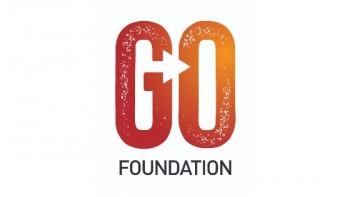 GO Foundation's logo