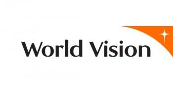 World Vision's logo