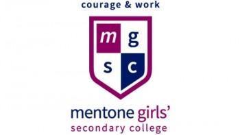 Mentone Girls' Secondary College's logo