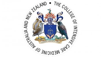 College of Intensive Care Medicine of Australia & New Zealand's logo