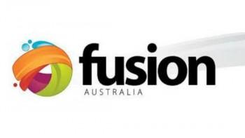 Fusion Australia's logo