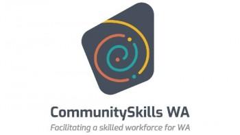 Community Skills WA's logo