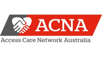 Access Care Network Australia's logo