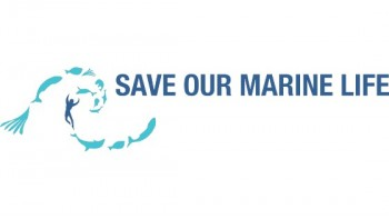 Save Our Marine Life's logo