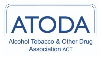 Alcohol Tobacco and Other Drug Association ACT's logo