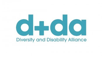 Diversity and Disability Alliance's logo