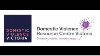 Domestic Violence Victoria and Domestic Violence Resource Centre Victoria's logo